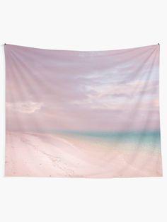 Alternate view of Dreamy Beach Sands Artwork Tapestry    #tapestry #dreamy #beach