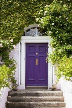 Planning to sell this Spring? Start with your front door:  go bold & update your front door!