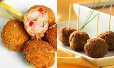 Bolitas de cangrejo: para picar, para comer, para cenar - Recetín