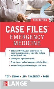 FREE MEDICAL BOOKS: Case Files Emergency Medicine 3rd Edition
