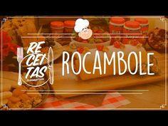 Receita de Rocambole prático de doce de leite - Tudogostoso
