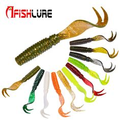 If life is like a box of chocolates then this 8pcs Afishlure Cu... is like fine wine.. Get yours today!! http://mycicret.info/products/8pcs-afishlure-curly-tail-soft-lure-75mm-3-3g-forked-tail-fishing-bait-lure?utm_campaign=social_autopilot&utm_source=pin&utm_medium=pin