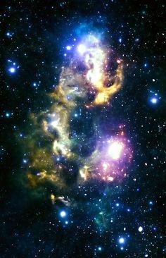 "Space art, nebula, stars, universe ""Cosmos"