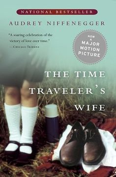 I climb into bed still wearing his bathrobe. As he slides his hand under it he stops for just a moment, and I see that he has made the connection... (audrey niffenegger, the time traveler's wife)