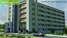 18 WEST RESIDENCIA ISLAMABAD.  The 18 WEST RESIDENCIA is first choice for unique and smart families aspiring for the trendiest lifestyle in an established community with all modern amenities available close by.  The living style in such a posh locate of Islamabad City enjoys 24/7 security surveillance. Skilled manpower and CCTV monitoring of this residencia gives its residents a peace of mind that they don't have to be concerned over their families security even when they are not at home....