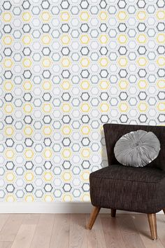 Know your shapes. #urbanoutfitters #wallpaper