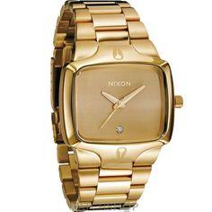 Mens Nixon The Player Diamond Watch A140-509