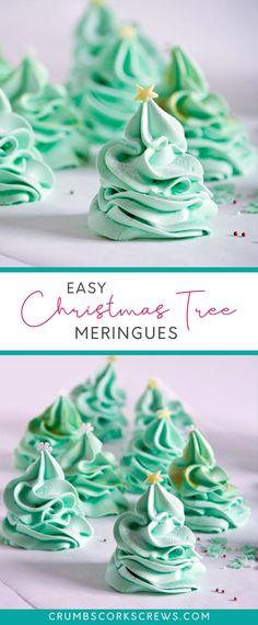 Christmas Tree Food, Christmas Cake Designs, Christmas Tree Cupcakes, Vegan Christmas, Xmas Cookies, Christmas Chocolate, Christmas Cooking, Christmas Desserts, Christmas Treats