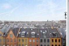 Webersgade 15, 4. tv., 2100 København Ø - Udsigt over søerne og Kartoffelrækkerne. Lille 3V. #københavn #københavnø #østerbro #ejerlejlighed #boligsalg #selvsalg