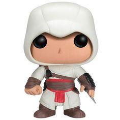 Figurine Altaïr (Assassin's Creed) - Figurine Funko Pop http://figurinepop.com/altair-assassins-creed-funko