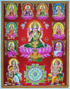 Become a patron of MAHALAKSHMI GLOBAL today: Read 4 posts by MAHALAKSHMI GLOBAL and get access to exclusive content and experiences on the world's largest membership platform for artists and creators. Shiva Hindu, Hindu Deities, Hindu Art, Durga Images, Lakshmi Images, Shri Yantra, Saraswati Devi, Vaishno Devi, Lord Ganesha Paintings