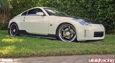 Seibon Carbon Tt Cf Side Skirts Nissan 350z