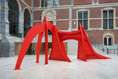 Rijksmuseum opens exhibition of fourteen monumental sculptures by Alexander Calder http://artdaily.com/news/70938/Rijksmuseum-opens-exhibition-of-fourteen-monumental-sculptures-by-Alexander-Calder#.U6lVe_0oARw