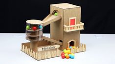 How to Make Gumball House Vending Machine Without DC Motor - YouTube