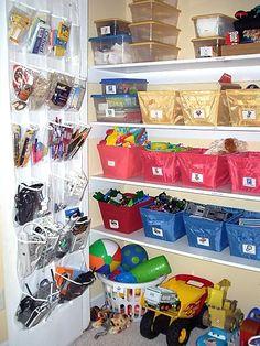 more toy organization