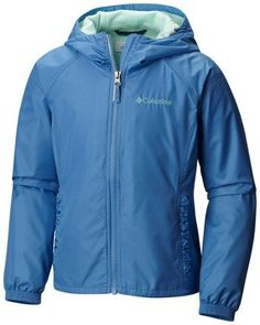 Columbia Girl's Ethan Pond Jacket Medieval XL