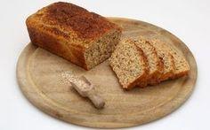 Haferkleie Brot - Low Carb, ohne Zucker, weizenfrei