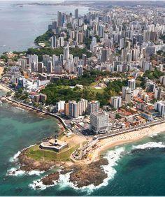 Barra, Salvador, BA, Brazil.