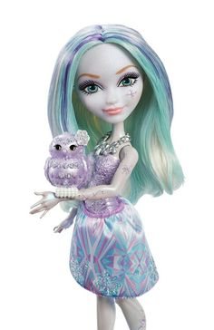 Ever After High Epic Winter Sparklizer with Crystal Winter