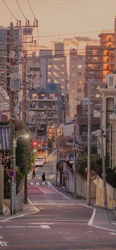 Aesthetic Japan, Japanese Aesthetic, City Aesthetic, Travel Aesthetic, Anime Scenery Wallpaper, Of Wallpaper, Landscape Wallpaper, Disney Wallpaper, Watercolor Landscape