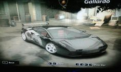 The best car in most wanted