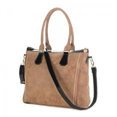 Essential Brown Tote in Clothes, Shoes & Accessories > Women`s Bags > Totes