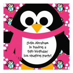 =>Sale on          	Pink Penguin Party Invitation           	Pink Penguin Party Invitation This site is will advise you where to buyThis Deals          	Pink Penguin Party Invitation Online Secure Check out Quick and Easy...Cleck Hot Deals >>> http://www.zazzle.com/pink_penguin_party_invitation-161817855129444712?rf=238627982471231924&zbar=1&tc=terrest