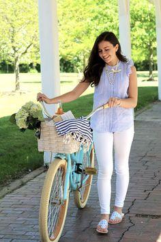 Belle On A Bike // Belle of the Ball
