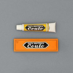 Portuguese Toothpaste
