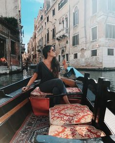 Gondola Ride in Venice - spring Euro Trip travel diary - 16 day itinerary Venice Photography, Travel Photography, Europe Travel Tips, Travel Goals, Best Friends Forever, My Best Friend, Eurotrip, Adventure Is Out There, Summer Travel