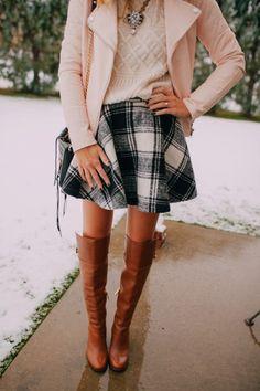 Winter Pink - Twenties Girl Style