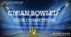 CLEAN BOWLED YOUR COMPETITORS WITH HELP IN SEO