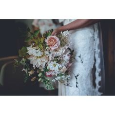 """Laura's bouquet captured by the fantastic @rosstalling"" Photo taken by @the_blue_carrot on Instagram, pinned via the InstaPin iOS App! http://www.instapinapp.com (01/08/2016)"