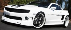Pimped Out Cars | Chevy-Camaro-2010-white-custom-car-tricked-out-forgiato-GTR-wheels-24 ...