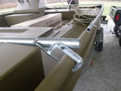 NC Duck Hunters • View topic - boat blind out of conduit???