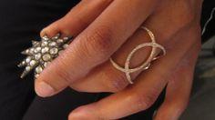 Figaros bryllup - dobbelt guld ring