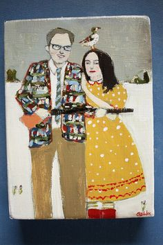 by Amanda Blake,,,commissioned work - I LOVE THIS
