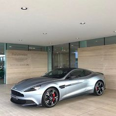 "3,190 Likes, 17 Comments - Aston Martin Motorsports (@am_motorsports) on Instagram: ""Vanquish S Photo by @anytimespy"" #AstonMartin"