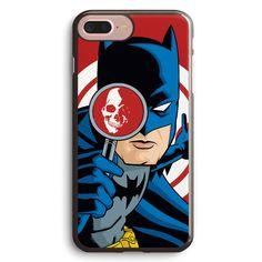 Batman Arkham City Comic Apple iPhone 7 Plus Case Cover ISVB398