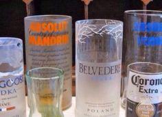 Tuto : verre à partir de bouteille