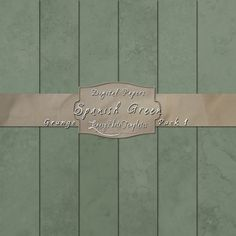 Spanish green digital paper pack created using a grunge effect.  $3.95  #digital paper, #grunge, #texture, #download, #green, #scrapbooking, #background, #card making