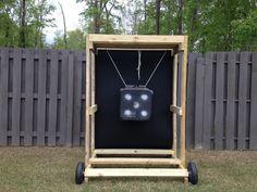 Archery target backstop                                                       …