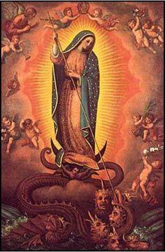 EL TRIUNFO DE LA VIRGEN MARÍA SOBRE LA MASONERÍA (PARTE II) http://elejercitomariano.blogspot.mx