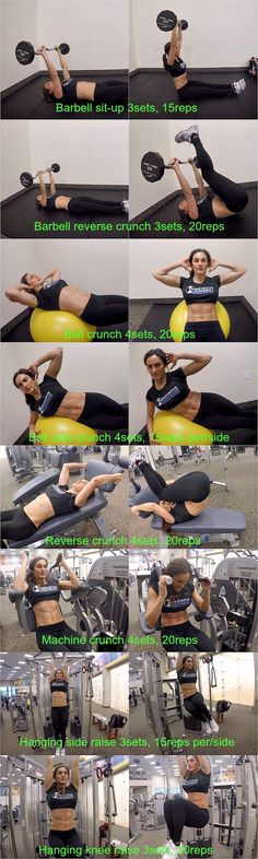 10 WEEKS TO FITNESS DAY-41: ACTIVE REST ABS