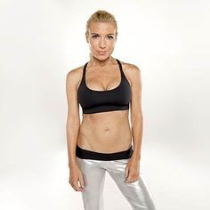Want to lose 10 pounds in 10 days? Try toning up fast with this total-body workout from celeb train Tracy Anderson.   Health.com