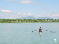 Rhone, Mountains, Nature, Travel, Rowing, Naturaleza, Viajes, Destinations, Traveling