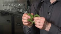 How to Use Mint in Cocktails - Raising the Bar with Jamie Boudreau - Sma...