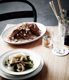 Downtown ribs recipe | Supernormal, Melbourne | Andrew McConnell :: Gourmet Traveller