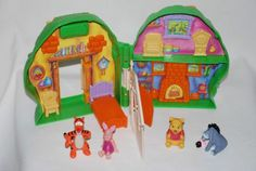 polly pocket treehouse poehbear - Google zoeken