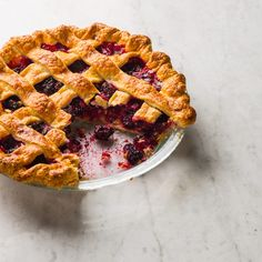 The hallmark of this summertime showstopper is the sturdy blackberry filling. But getting it right wasn't as easy as pie.